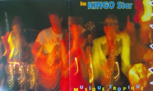 les KINGO Star cd hoes