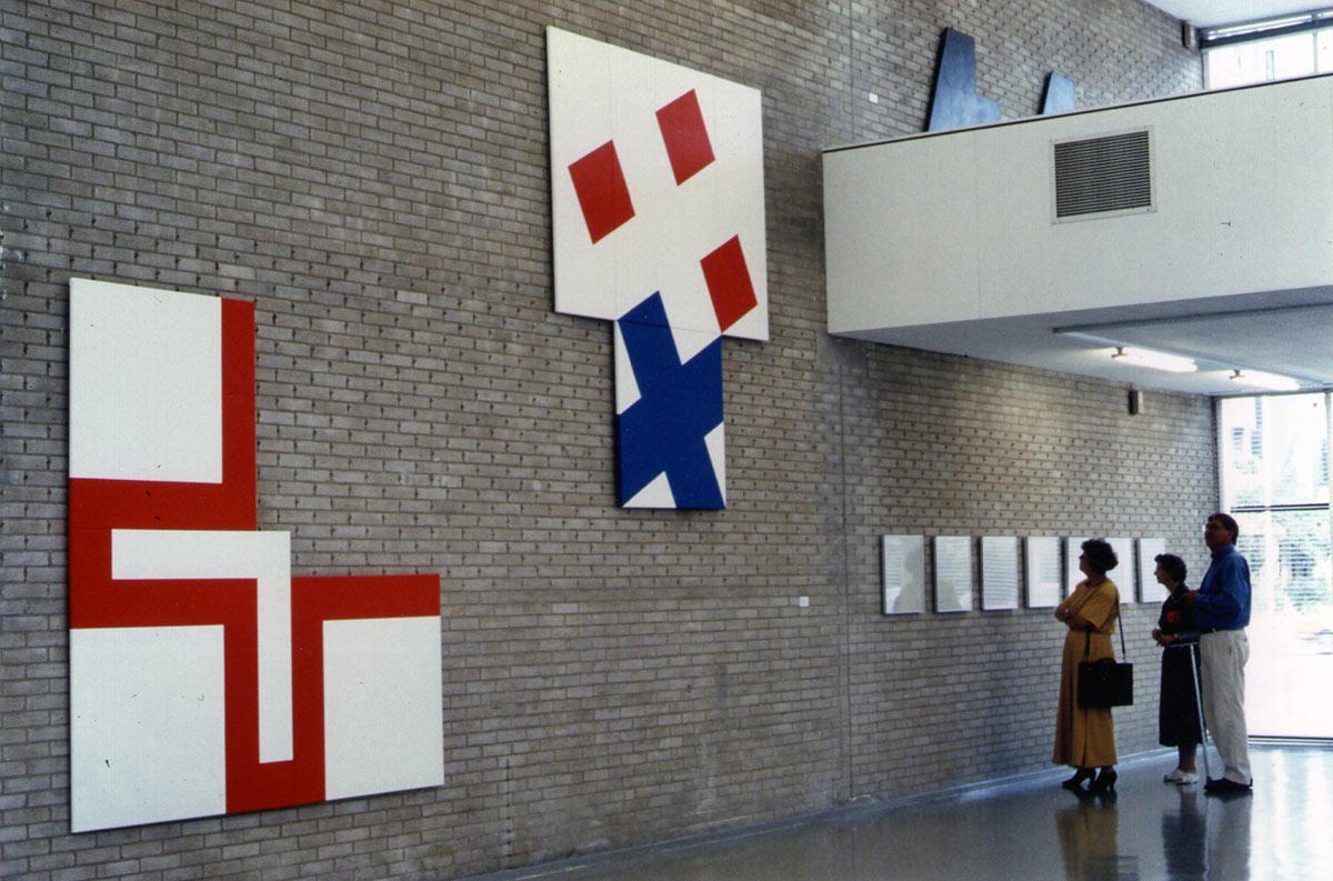 Bonies en de Vrije Academie, 1988 – 2001 (9)